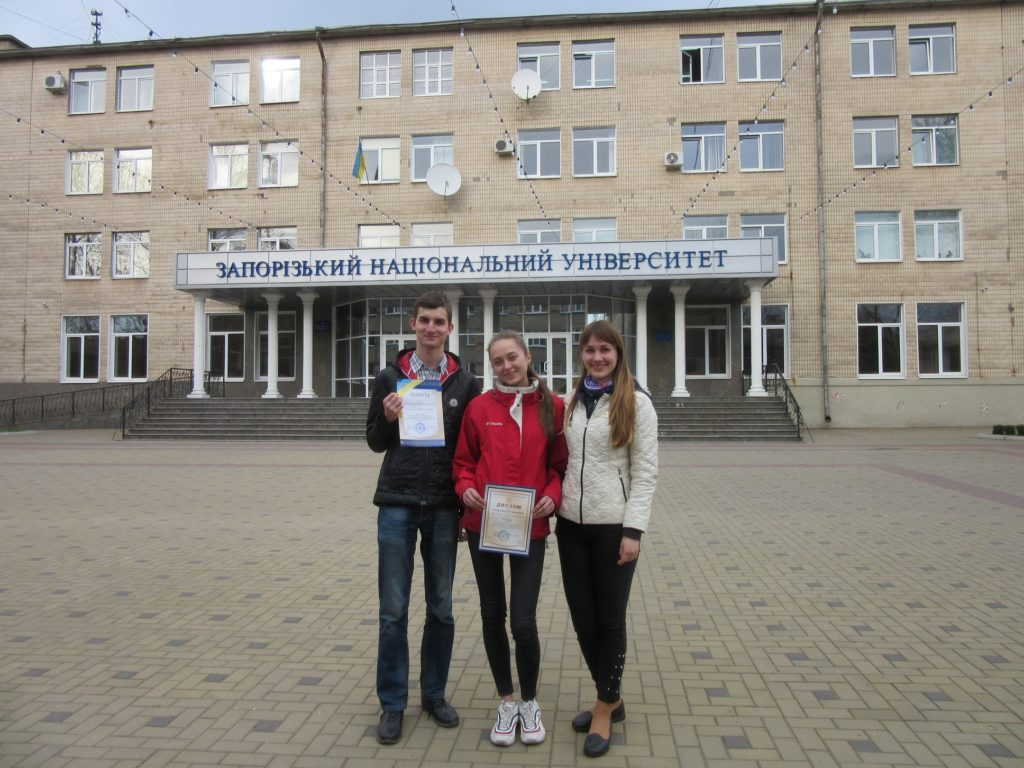Кафедра іноземних мов прийняла участь у Всеукраїнській олімпіаді з іноземних мов
