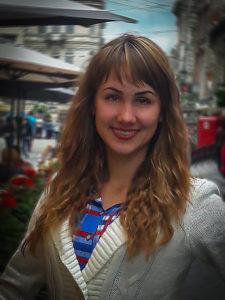 Анна Сергійовна Кузнецова