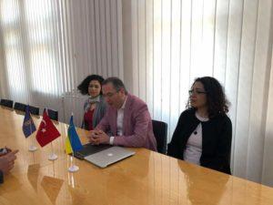 Викладачі кафедри іноземних мов взяли участь у семінарах з представниками Стамбульського технічного університету