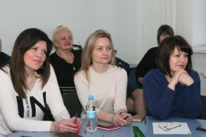 TEACHERS OF FOREIGN LANGUAGES DEPARTMENT  PARTICIPATED IN THE SEMINARS WITH THE REPRESENTATIVES OF THE STAMBUL TECHNICAL UNIVERSITY